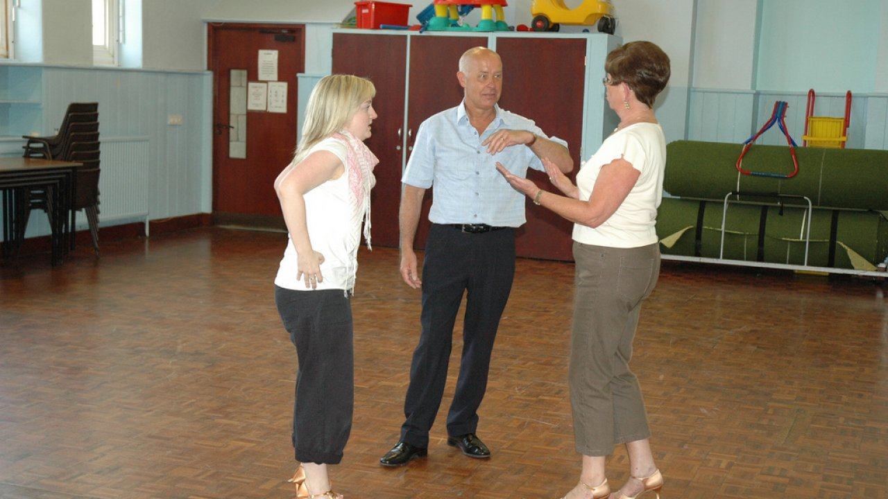 Absolute Beginners Session