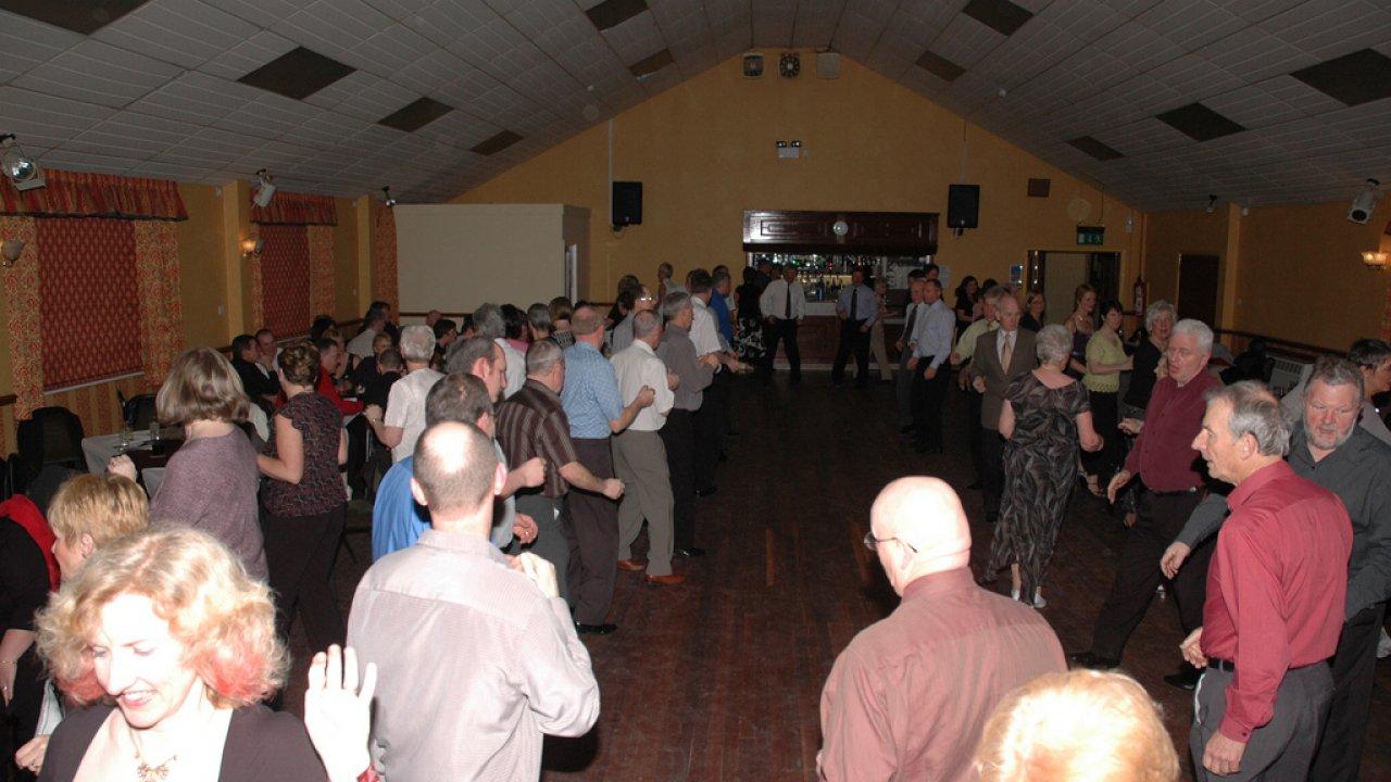Social Dancing Evening